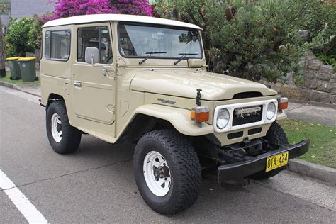 toyota land cruiser toyota land cruiser j40