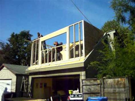 Average Cost To Add A Dormer Framing Roofing And Siding A Dormer In 14 Hours 5