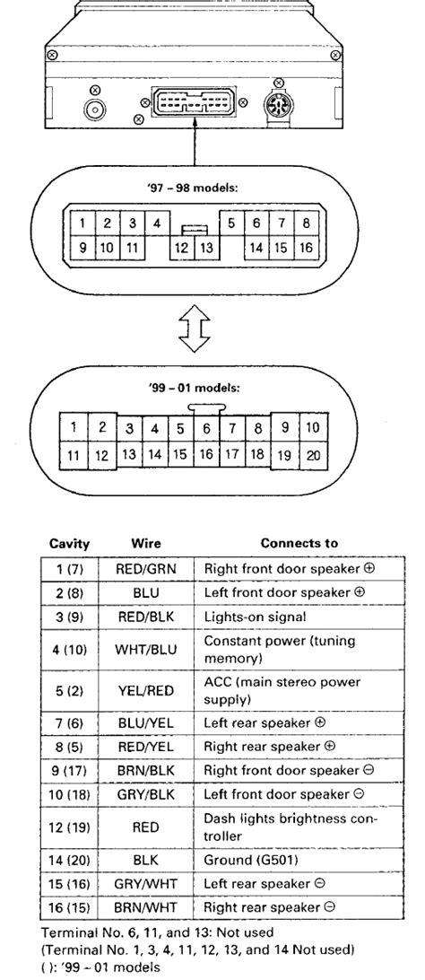 honda civic cd player wiring diagram 28 images honda