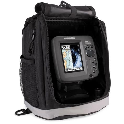 Gps Finder Humminbird 174 386ci Pt Color Combo Portable Fishfinder 282908 Gps Combos At