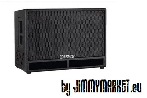 carvin brx10 2 bass speaker cabinet jimmy market