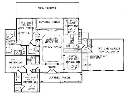 southern home floor plans 20 images southern home floor plans home