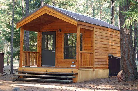 mcarthur burney falls state park cabins