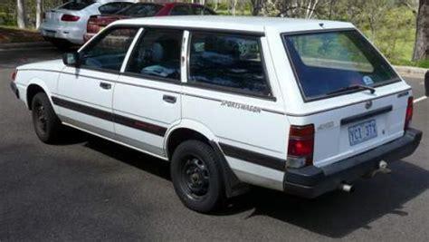 1993 used subaru l series wagon car sales aranda act
