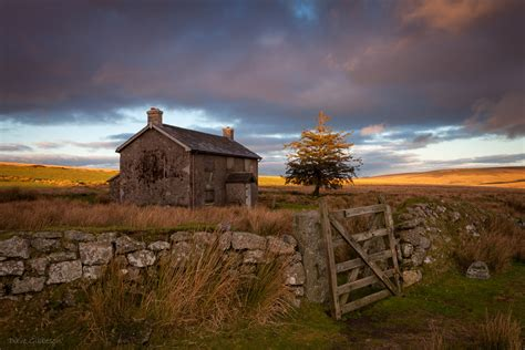 Farmhouse Blog by Dartmoor Landscape Photography By David Gibbeson