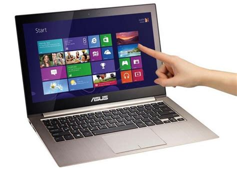 Laptop Asus Zenbook Touch Ux31a asus zenbook touch ux31a now on sale in malaysia for rm4 099 apiece
