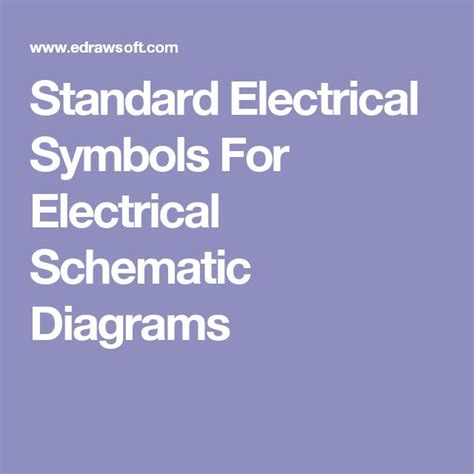 the 25 best electrical symbols ideas on