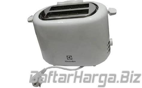 Pemanggang Roti Electrolux list harga toaster electrolux 2018 lengkap daftarharga biz