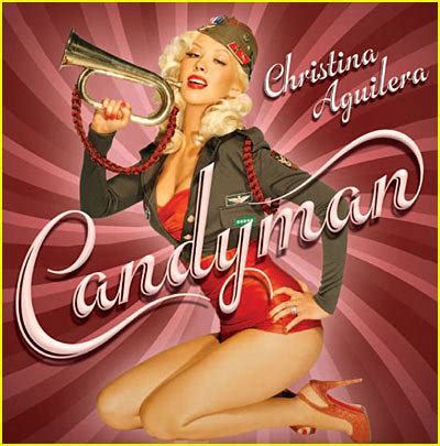 Aguilera On Set Of Candyman by Rea Madrid Vs Barcelona Aguilera Candyman Album
