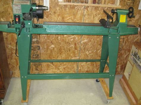harbor freight wood lathe accessories knock storage for my harbor freight lathe by