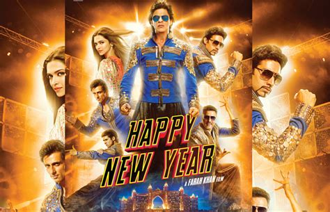 2014 happy new year hindi movie song on you tube happy new year 2014 400mb dvdscr wb world