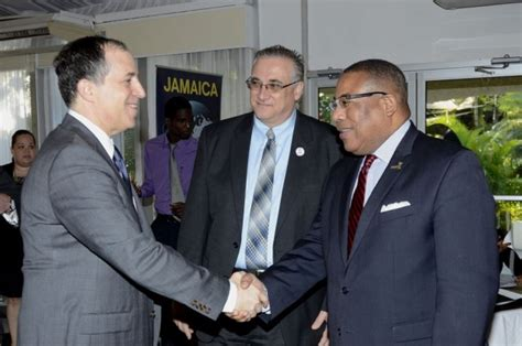 anthony daniels jamaica industry minister says country must make use of cold chain