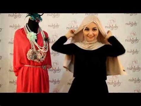 tutorial turban ninja instan tutorial hijab tni turban ninja instant mocca ala