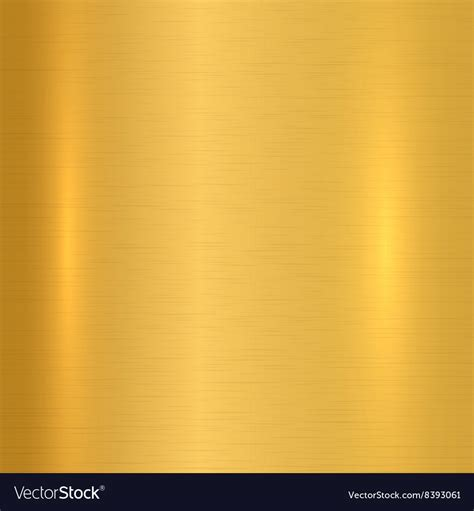 metalic background gold metallic background royalty free vector image
