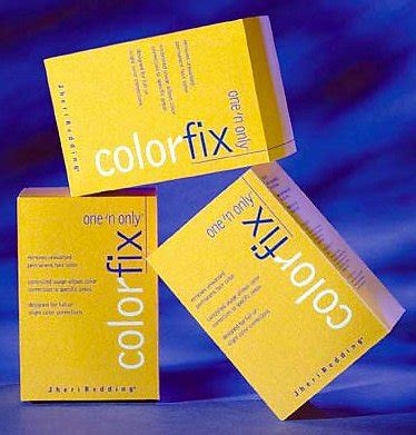one n only color fix how to easily remove permanent hair color with