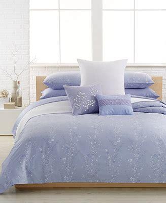 calvin klein simple comforter last act calvin klein belle comforter and duvet cover