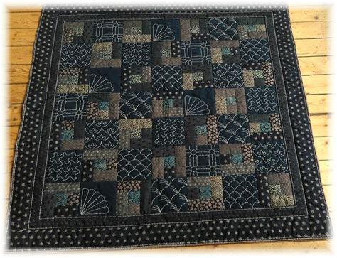patchwork japonais sashiko patchwork quilt sashiko broderie