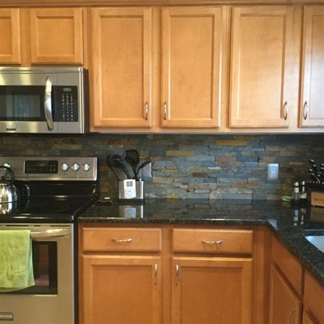 need recommendations to replace this backsplash or new countertops