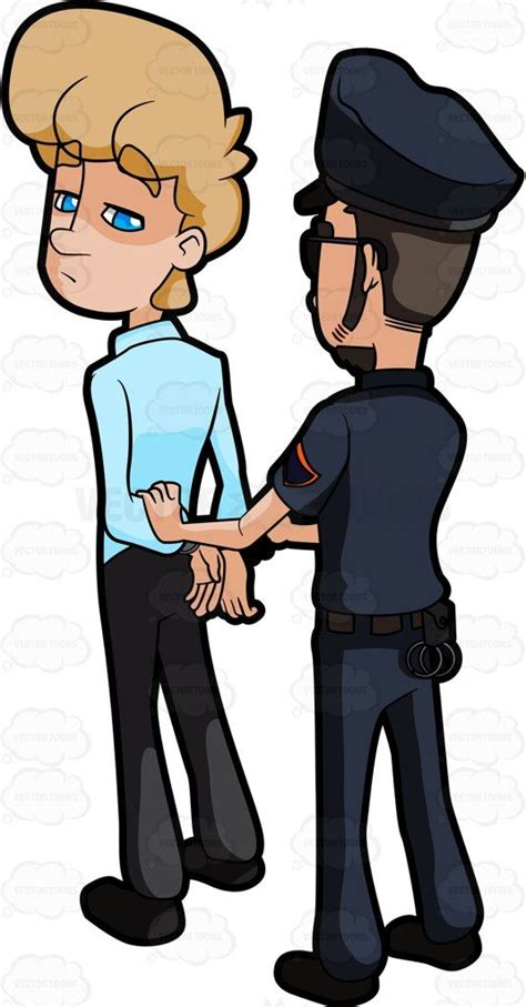 Arrest Clipart