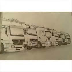 Volvo Truck Drawings Volvo Truck Scania On Instagram