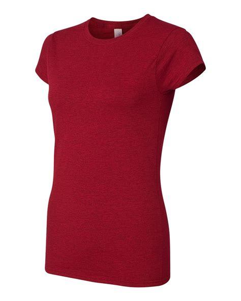Kaos Sharivan Tshirt Gildan Softstyle 3 gildan softstyle s t shirt 64000l ebay