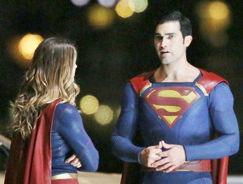 Superman Bad Set by Supergirl Superman Bts