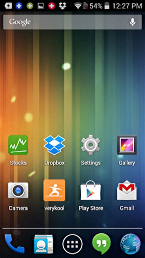 move app icons onto my android phone home screen ask