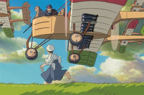 The Wind Rises Studio Ghibli 1 the wind rises the and controversy of miyazaki s