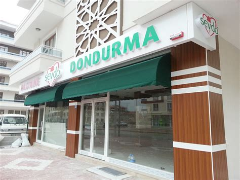 Decorative Awning by