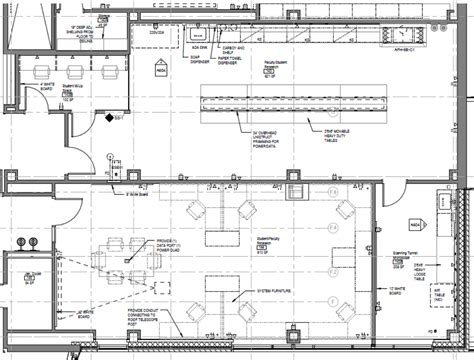 House Plans physics research lab