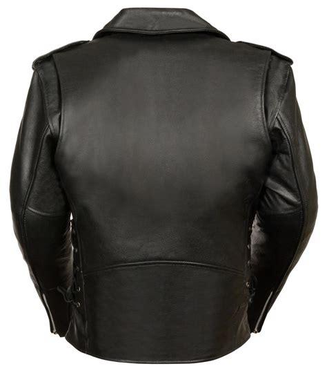 motorcycle style jacket mens black leather style motorcycle jacket