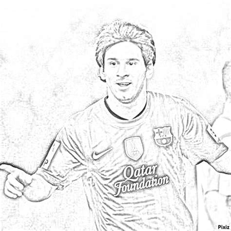 Messi Coloring Pages messi coloring pages coloring home