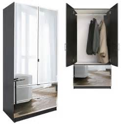 spiegelschrank garderobe wardrobe closet wardrobe closet cabinets with mirror doors