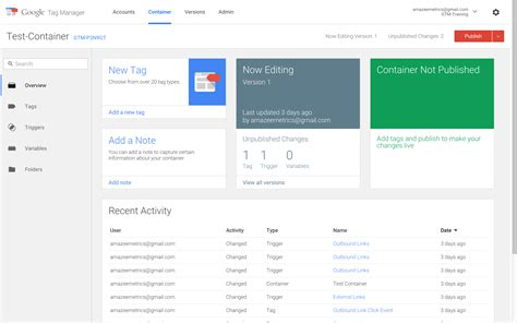 construct 2 events tutorial google tag manager v2 tutorial part 1 amazee metrics