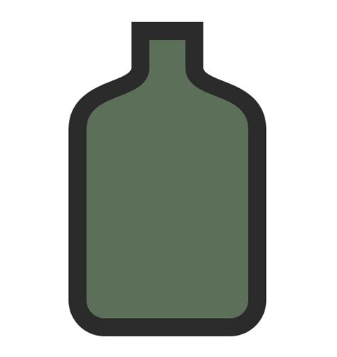 chagne bottle outline how to create a set of mini pirate icons in adobe illustrator