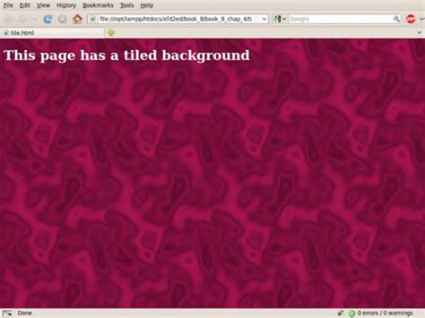 background pattern html5 how to build a tiled background for your html5 and css3