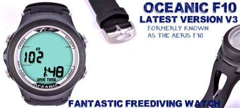 oceanic dive watches oceanic f 10 v3 dive neptonics