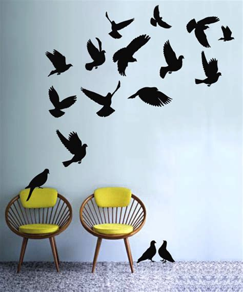 Swallow Wall Stickers new beginnings 12 art projects inspired by birds