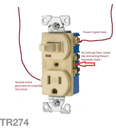 single pole switch and outlet wiring diagram choice image