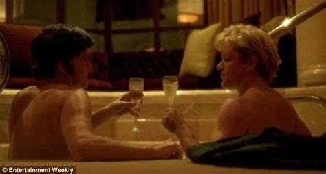 sex in the bathroom naked michael douglas describes his experience of getting