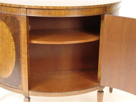 Barbara Barry Cabinet by Barbara Barry For Baker Demilune Cabinet At 1stdibs