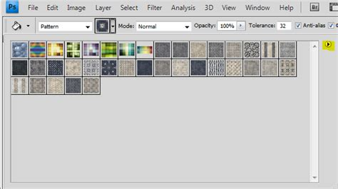 add pattern to image photoshop quicktip how to add patterns to photoshop evolutionary