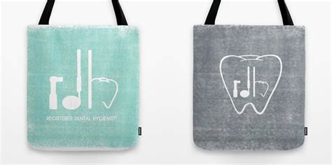 Dental Giveaway Bags - the dental geek giveaway