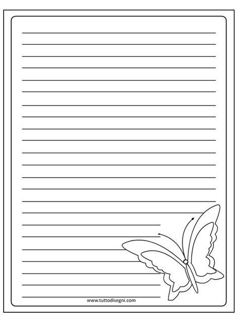 carta da lettere per bambini carta da lettere per bambini da stare gratis
