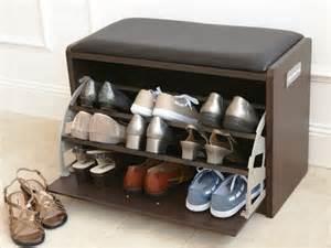 Shoe Storage Bench With Seat Outdoor Storage Bench Seat Home Design Ideas