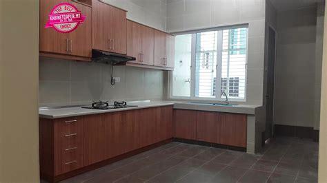 Kabinet Dapur Rumah Kabinet Dapur My Pemasangan Kabinet Dapur Di Suakasih