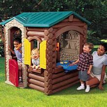 Plastic Log Cabin Playhouse by The 25 Best Plastic Playhouse Ideas On