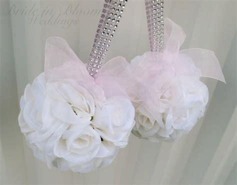 wedding aisle flower balls wedding flower balls flower pomander wedding