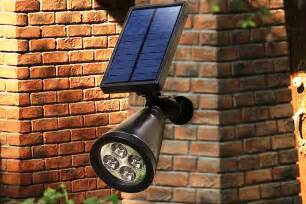 solar outdoor lights reviews best outdoor solar powered spot lights top 6 reviews
