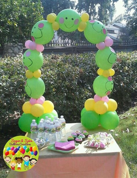 Balloon Arch Baby Shower by Sweet Peas In A Pod Baby Shower Balloon Arch Balloon